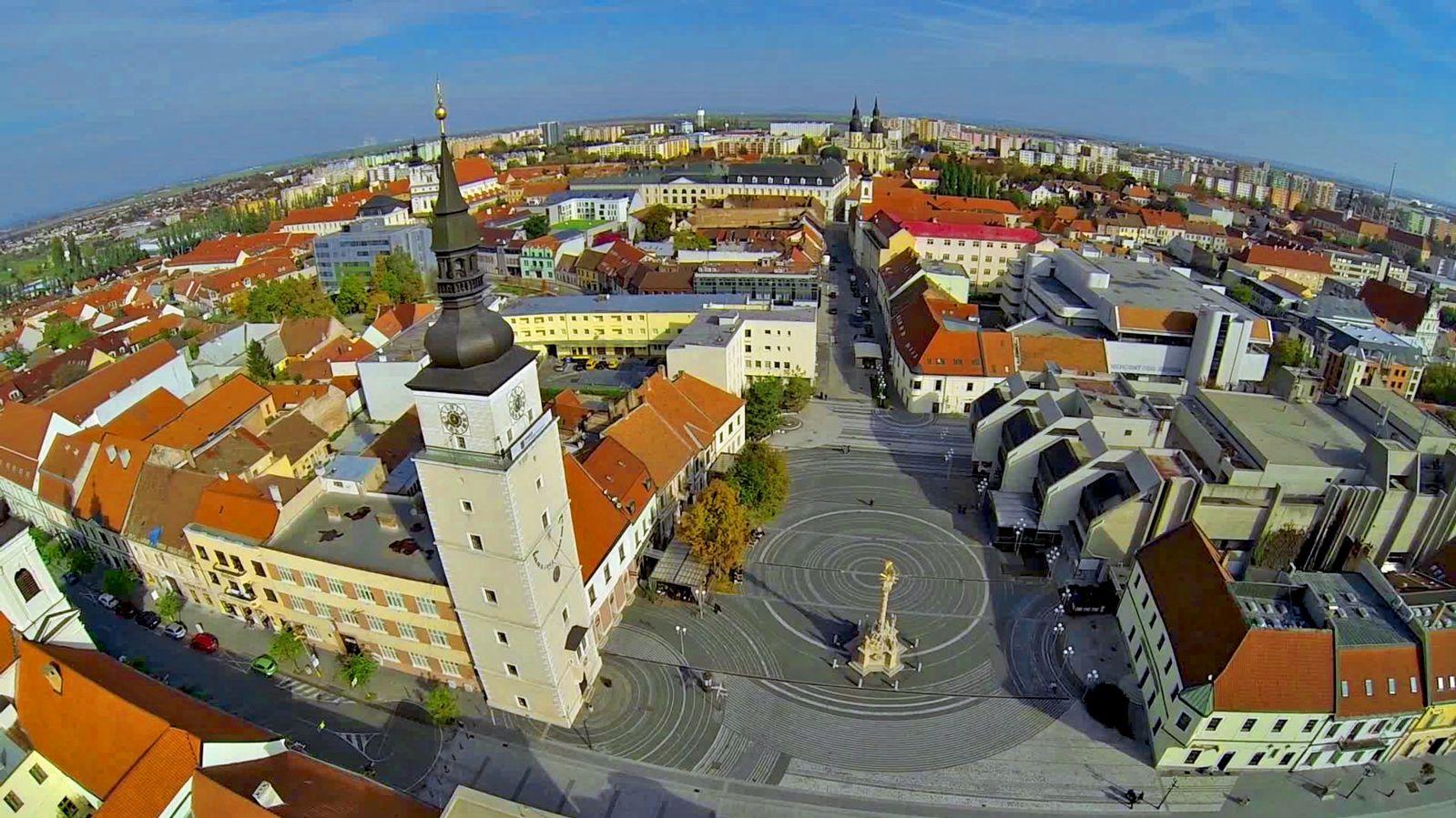 City Of Trnava Port 225 L Cestovn 233 Ho Ruchu Mesta Trnava