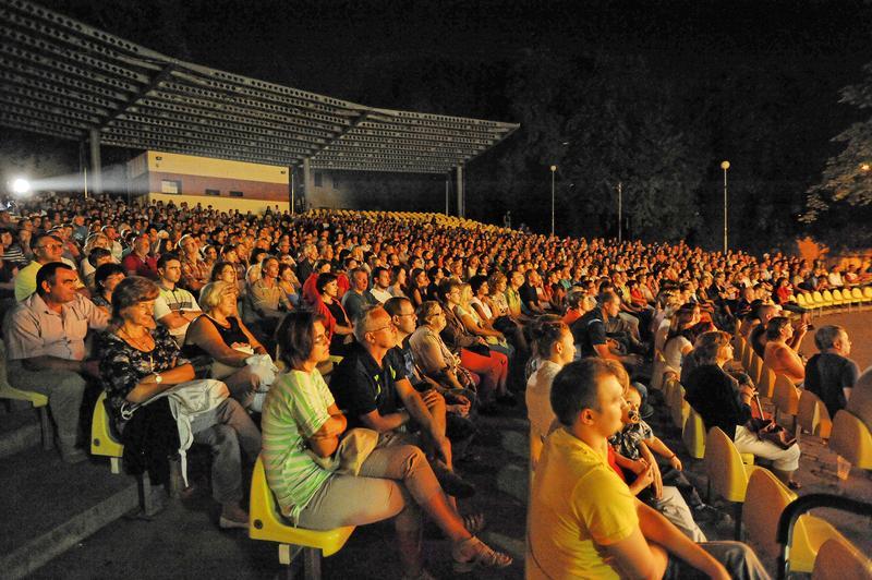 5af60c1e1 Letné kino - Mestský amfiteáter   Portál cestovného ruchu mesta Trnava